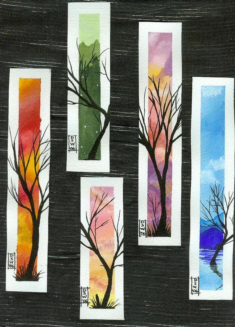 bookmarks series 2 by DawnstarW