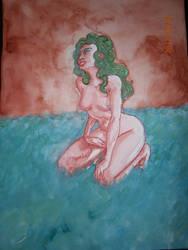 Julia by MirebenWitch