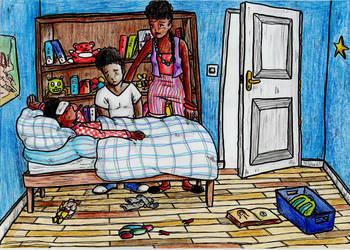 Sick Boy. by MirebenWitch