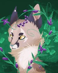 Violet Blossom [G] by LackadaisicalViper