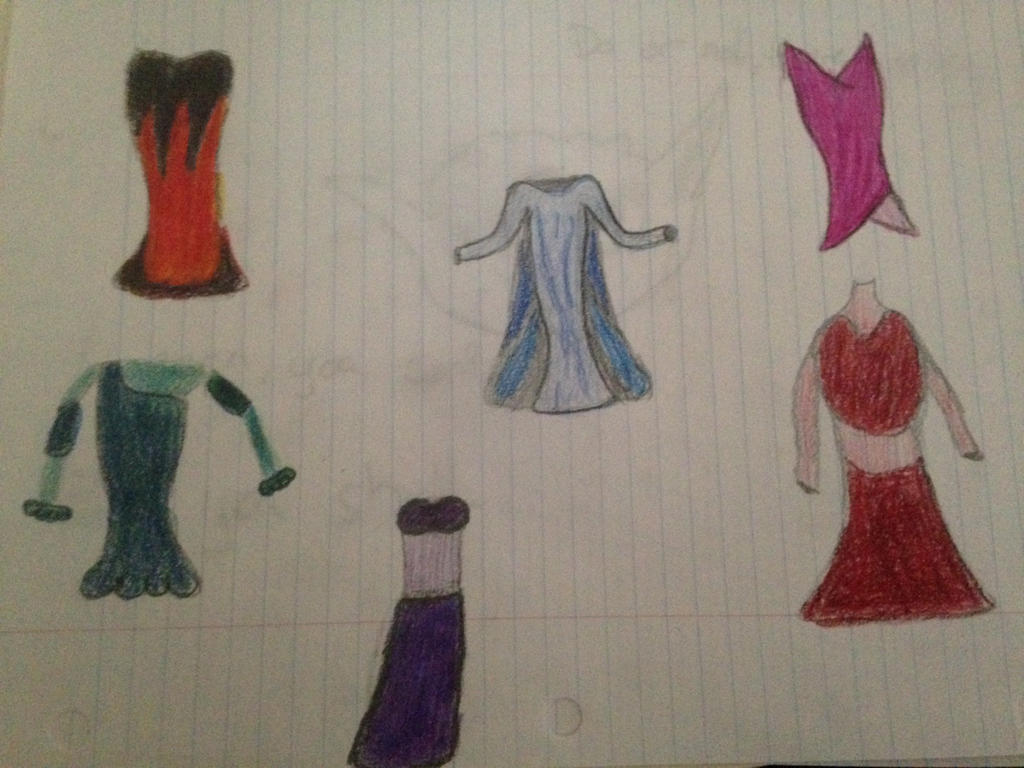 Designs by angelholmes