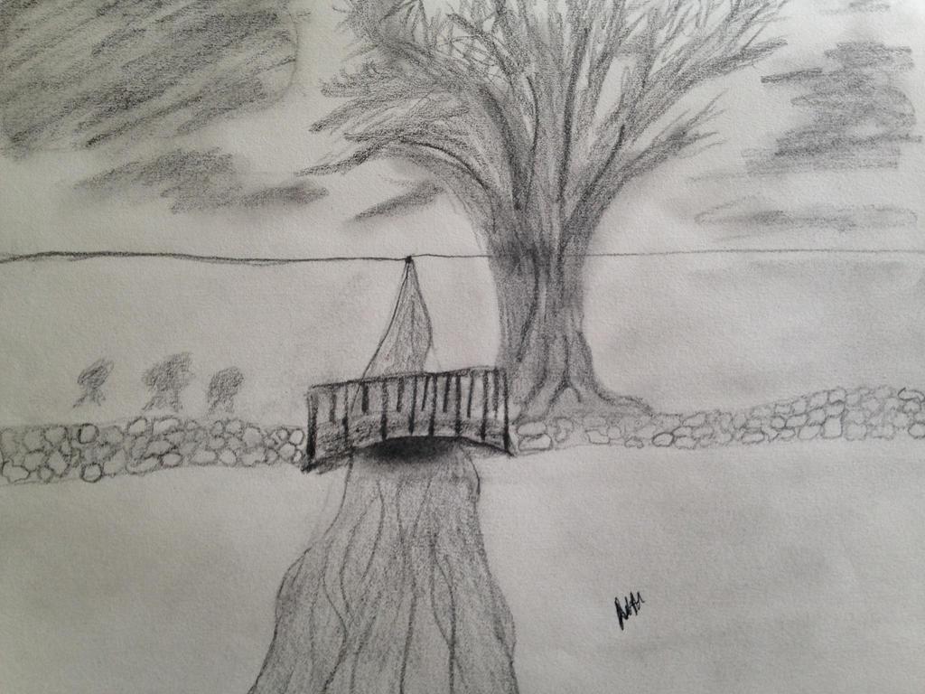 Water Under the Bridge by angelholmes