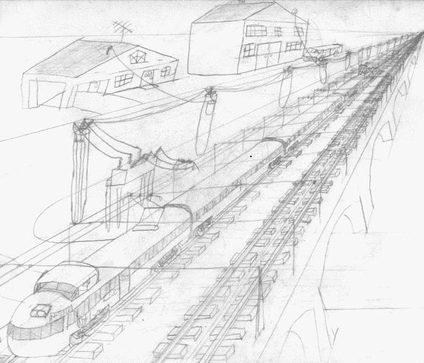 Childhood Drawing 1 by takeshita-kenji