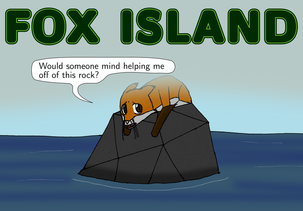 Fox Island by ~ takeshita-kenji