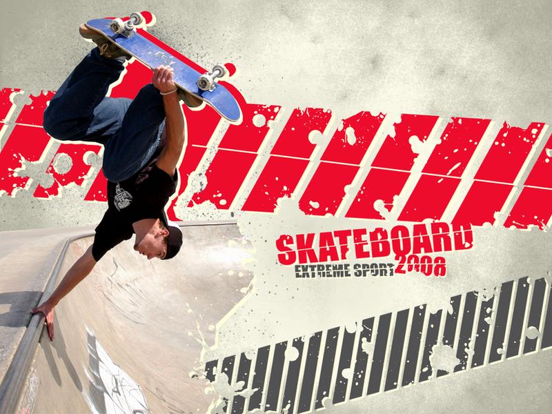 Skateboard 2008 by Scash