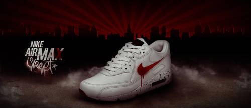 Nike Air Max Street by Scash