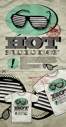 hot summer by Scash