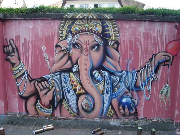 Ganesha by TesdA