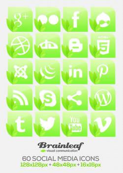Free Nature Social Media Icons