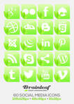 Free Nature Social Media Icons