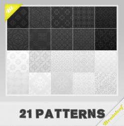 Patterns 28 - Black and White Patterns