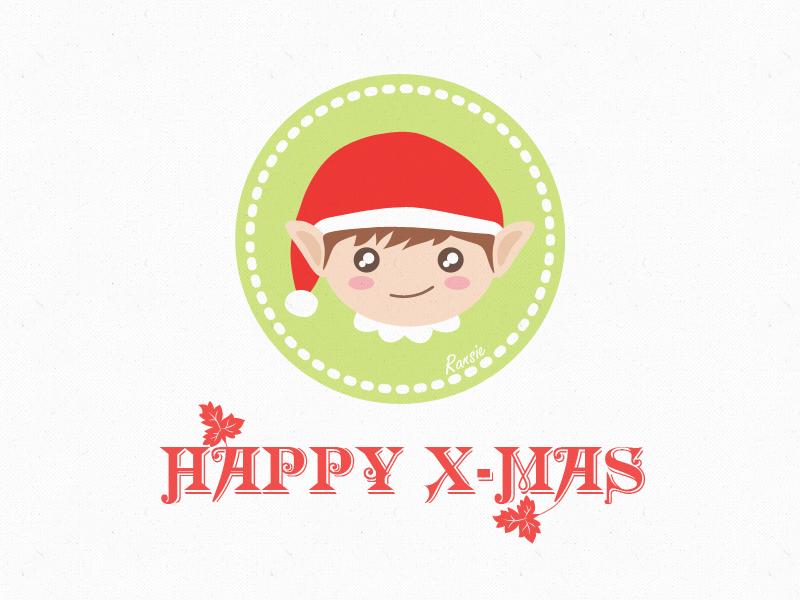 Christmas Elf by Ransie3