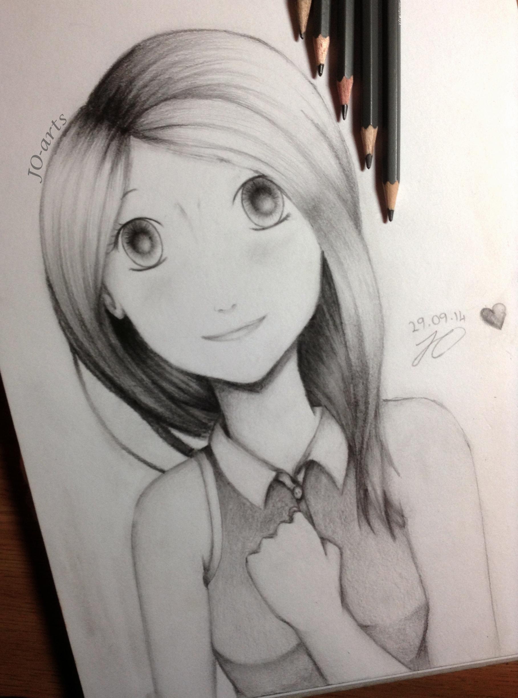 Smile! by JO-arts