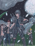 Brotherhood | Final Fantasy XV Fanart