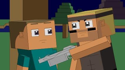 Minecraft Animation Background Minecraft Animation Creeper