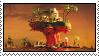 Gorillaz Plastic Beach Stamp by Spade6179