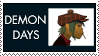 Demon Days 2D Stamp by Spade6179