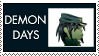 Demon Days Noodle Stamp by Spade6179