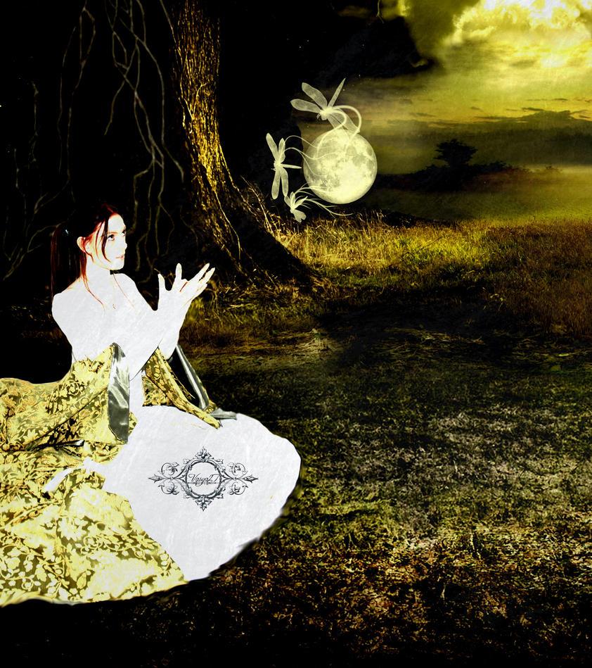 Sing Down the Moon by Vasya27