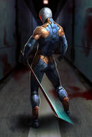 MGS Ninja by UMTA