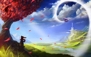 Final Fantasy 9 - Vivi by UMTA