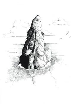 Inktober# 5 - LONG