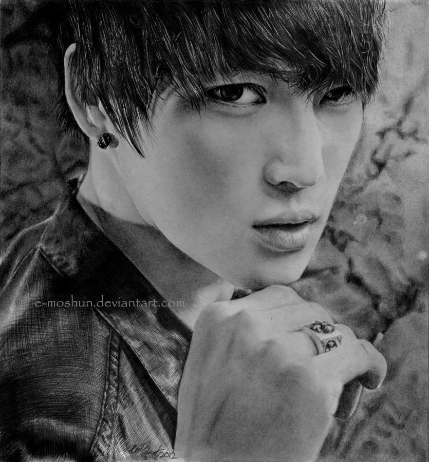 Jaejoong - JYJ by e-moshun