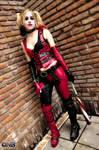 Harley Quinn Arkham City ~