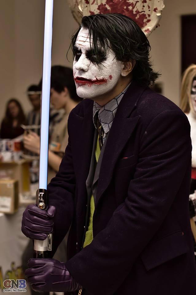 The Joker cosplay by LeanAndJess