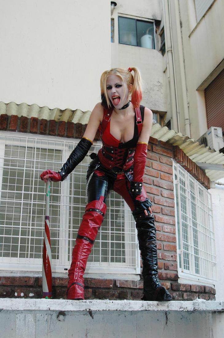 Harley Quinn by LeanAndJess