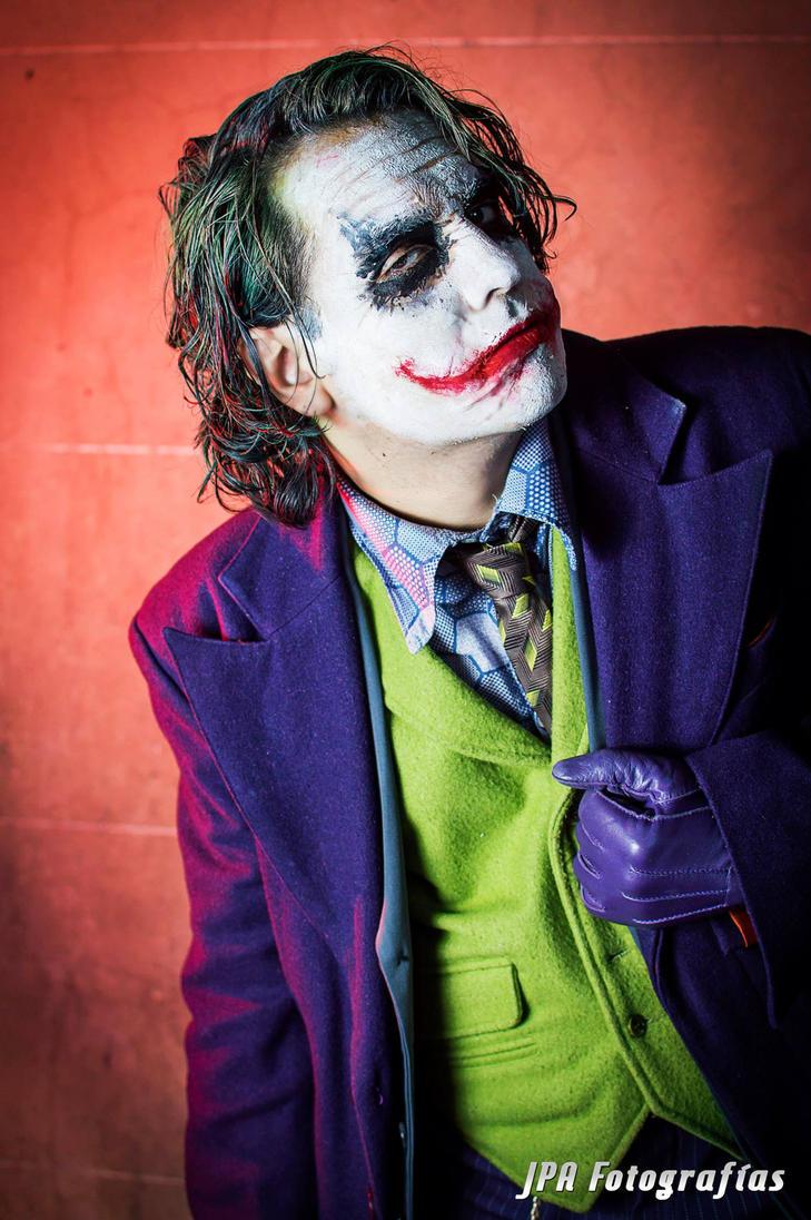 The Joker by LeanAndJess