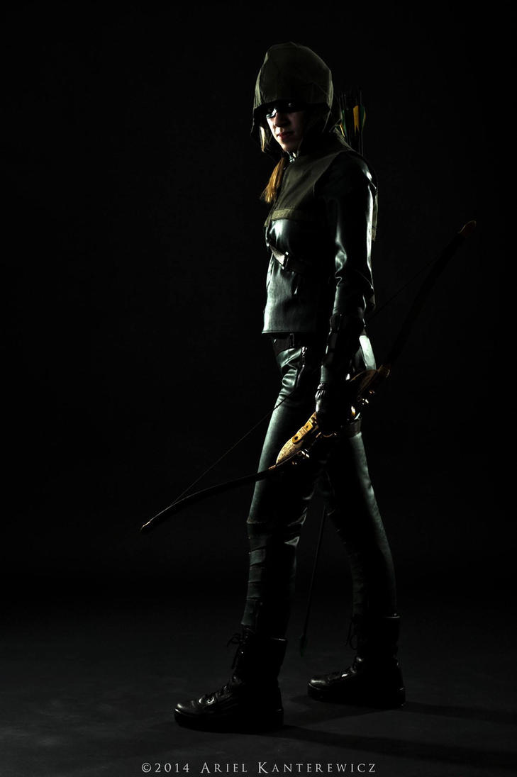 Arrow by LeanAndJess