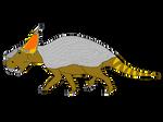 Pachyrhinosaurus (MZP)