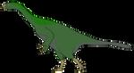 Erlikosaurus (MZP) by Atlantis536