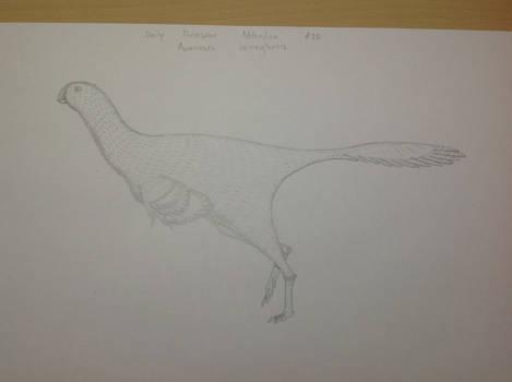 DDA #28 - Avimimus nemegtensis