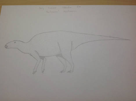 DDA #29 - Bactrosaurus? kysylkumensis