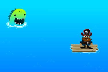 Pirat and Beast by BullishBear