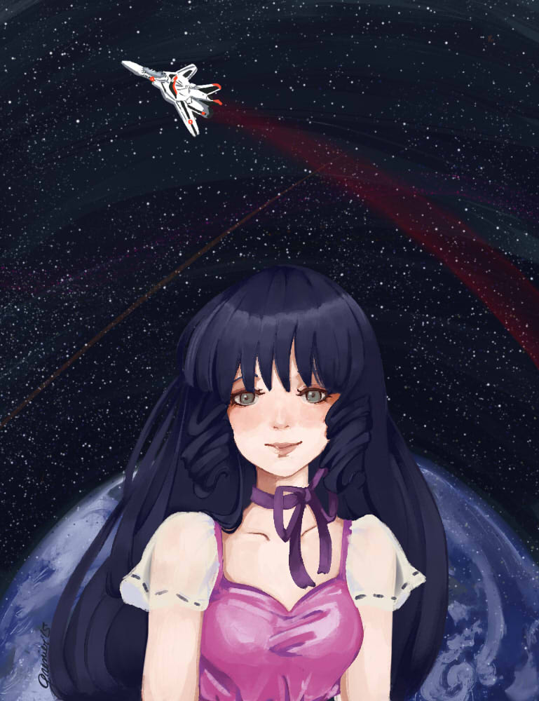 Lynn Minmay by dollfie-chan