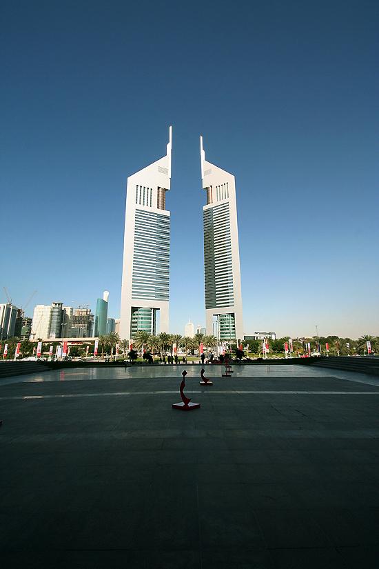 Dubai - skyscraper by Stefan-hp