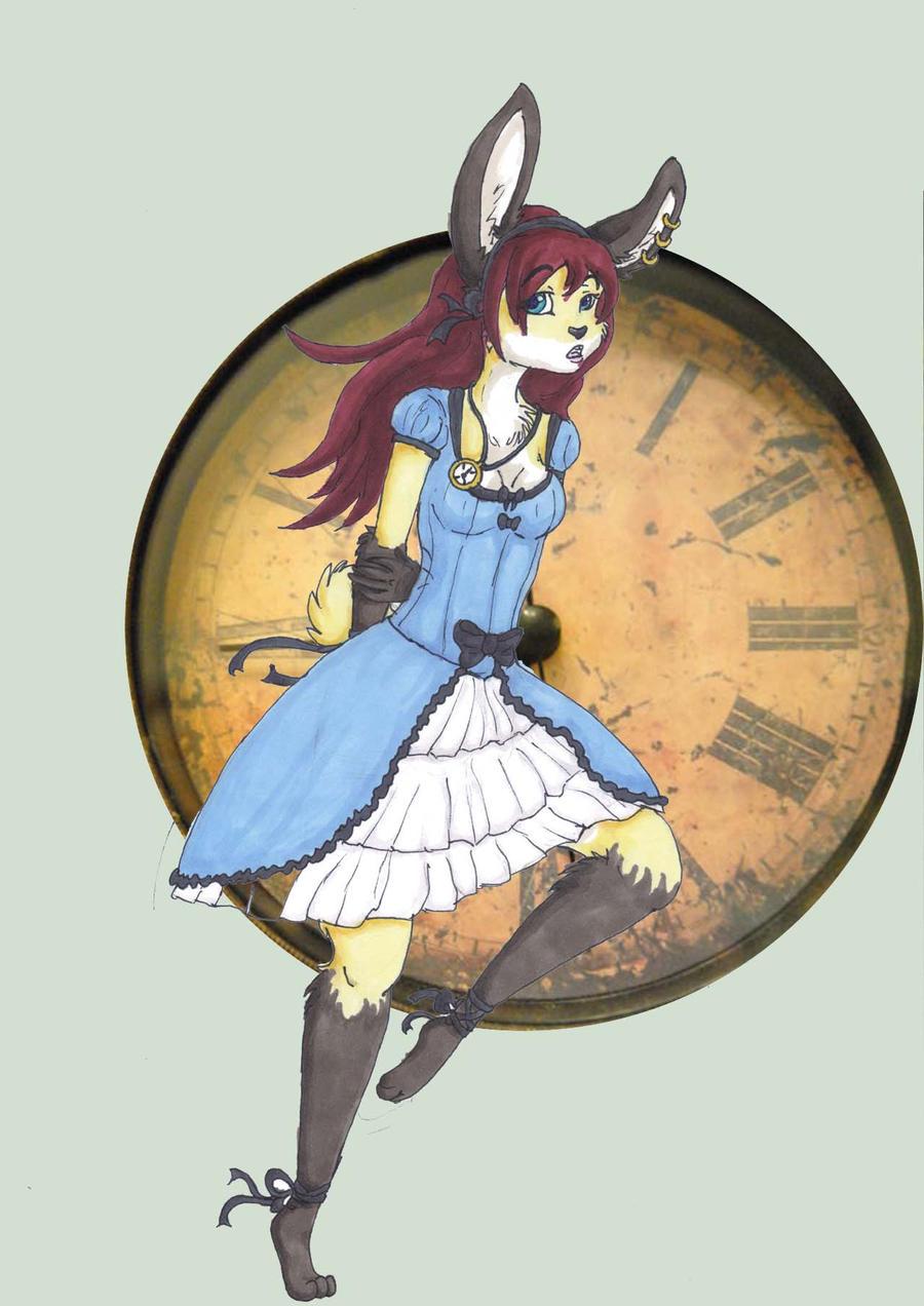 COM .:I Am Late:. by lfraysse