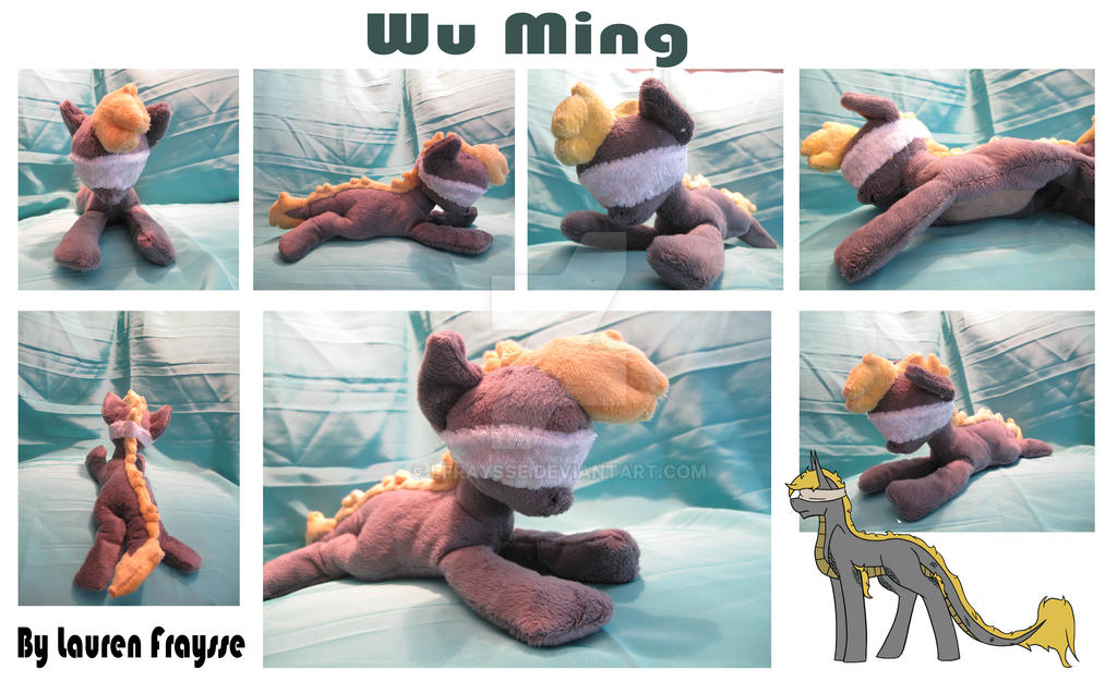 Plush Commission .:Wuming:. by lfraysse