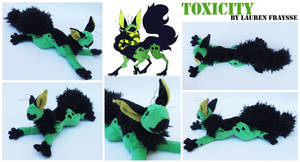 Plush Commission .:Toxicity the CCCat:.