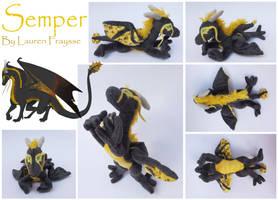 Plush Commission .:Semper:. by Lfraysse