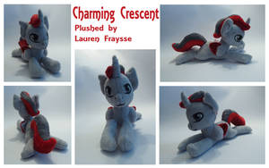 Plush commission .:Charming Crescent:. by Lfraysse