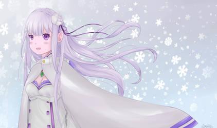 Emilia by shathyd3