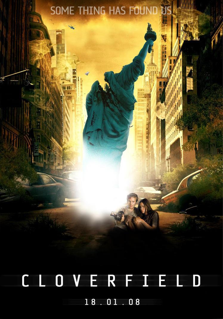 Cloverfield poster 2 by LOL2679 on deviantART