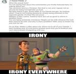 Irony Overdose (More LGBT cringe)