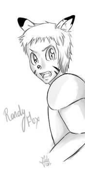 Randy Fox by Uraa