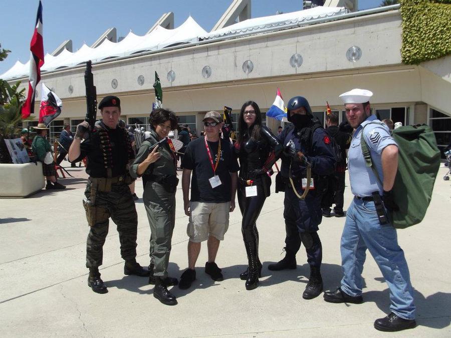 2012 San Diego Comic Con by TheLadyNightshayde