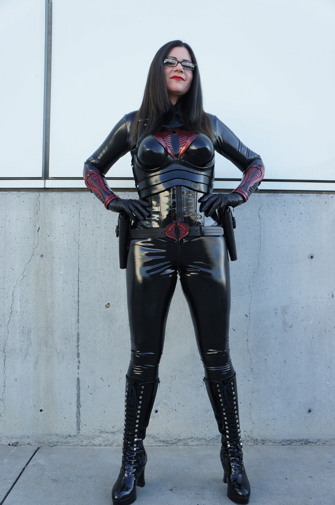 The Baroness Latex 53